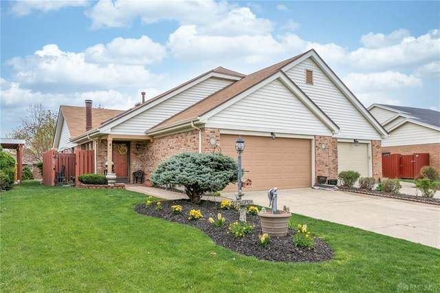 4818 Shannon Way, Middletown, OH 45042 (MLS #837683) :: The Gene Group