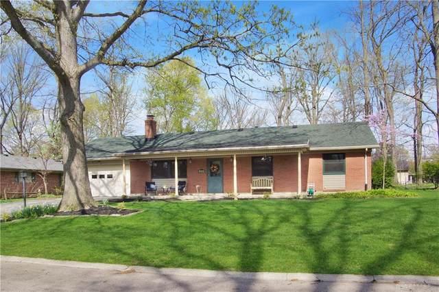 5122 Oak Tree Drive, Kettering, OH 45440 (MLS #837699) :: The Gene Group