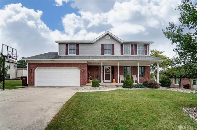 1243 Holly Hill Drive, Greenville, OH 45331 (MLS #837700) :: The Gene Group