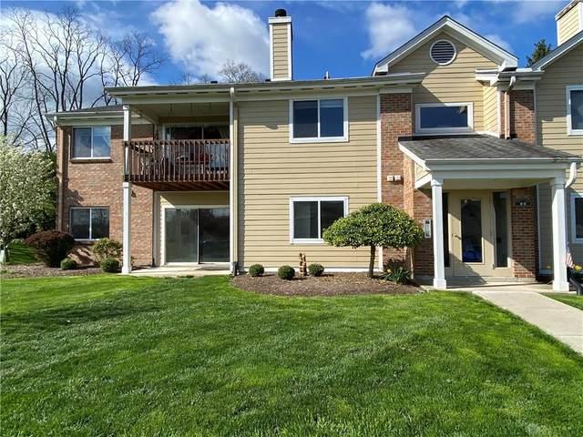 60 Mallard Glen Drive #1, Centerville, OH 45458 (MLS #837707) :: The Westheimer Group