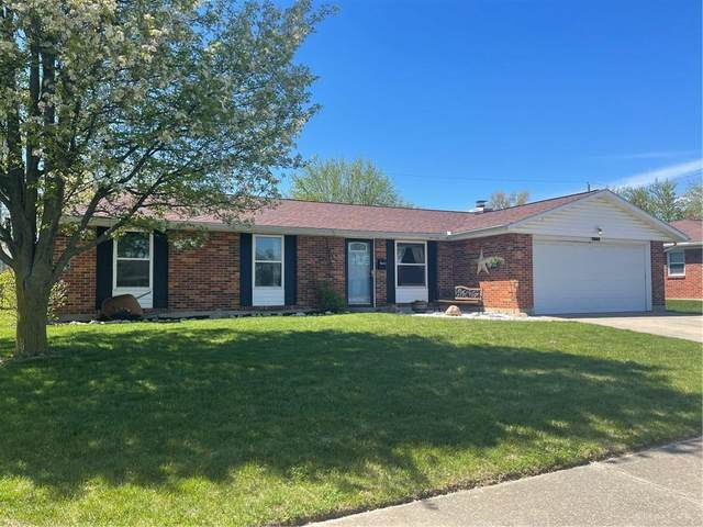7643 Stonecrest Drive, Huber Heights, OH 45424 (MLS #837735) :: The Gene Group