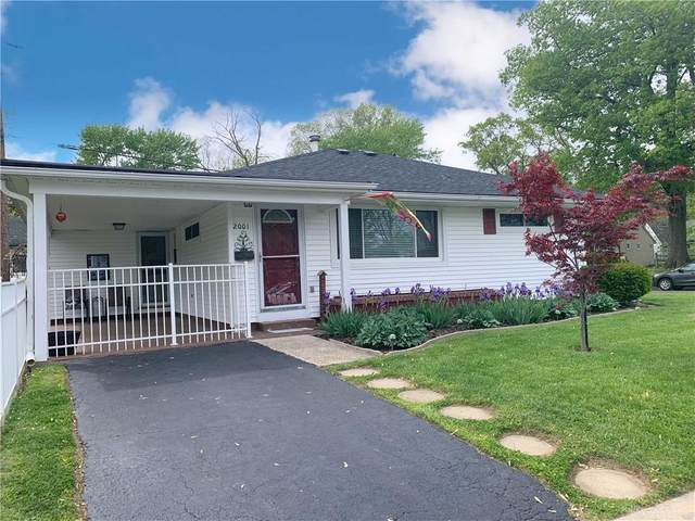2001 Gay Drive, Kettering, OH 45420 (MLS #837736) :: The Gene Group