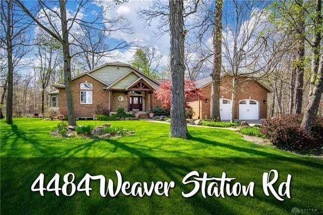4484 Weaver Station Road, Greenville, OH 45331 (MLS #837737) :: The Gene Group