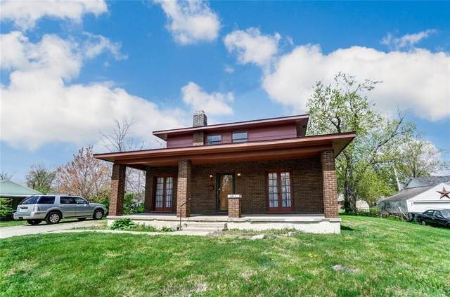 1411 Harvest Avenue, Dayton, OH 45429 (MLS #837738) :: The Westheimer Group