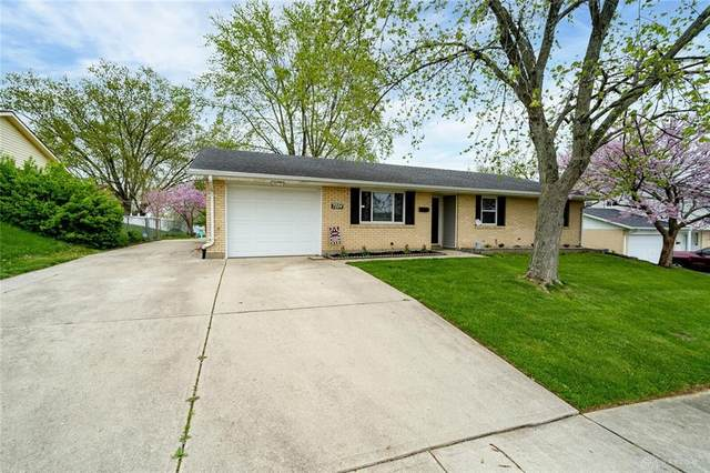 7324 Charnwood Drive, Huber Heights, OH 45424 (MLS #837739) :: Bella Realty Group
