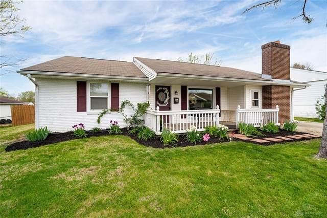 2020 Roxbury Drive, Xenia, OH 45385 (MLS #837782) :: The Swick Real Estate Group
