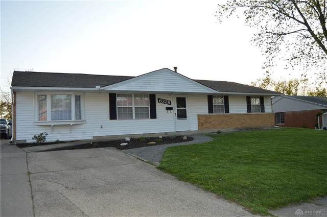 6328 Holbrook Drive, Huber Heights, OH 45424 (MLS #837801) :: The Gene Group