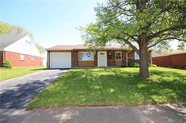 653 Dakota Drive, Xenia, OH 45385 (MLS #837813) :: The Swick Real Estate Group