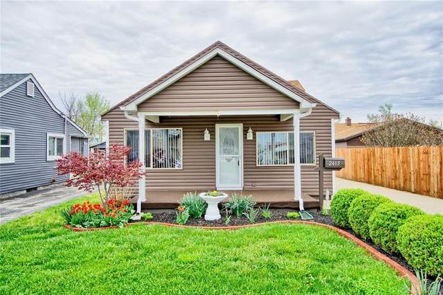 2415 Berwyck Avenue, Harrison Twp, OH 45414 (MLS #837816) :: Bella Realty Group