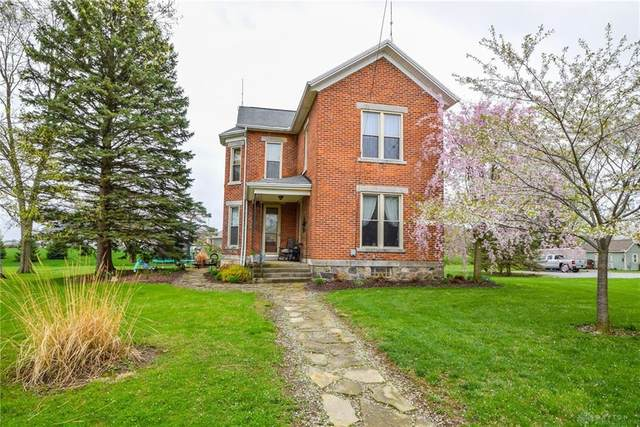3110 State Route 718, Troy, OH 45373 (MLS #837833) :: Bella Realty Group