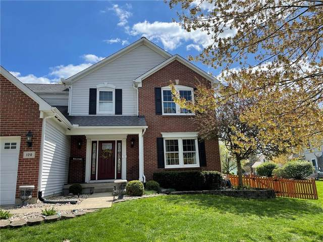 120 Cold Springs Court, Springboro, OH 45066 (MLS #837844) :: The Westheimer Group