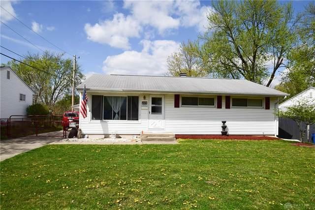 215 E Doris Drive, Fairborn, OH 45324 (MLS #837860) :: The Gene Group