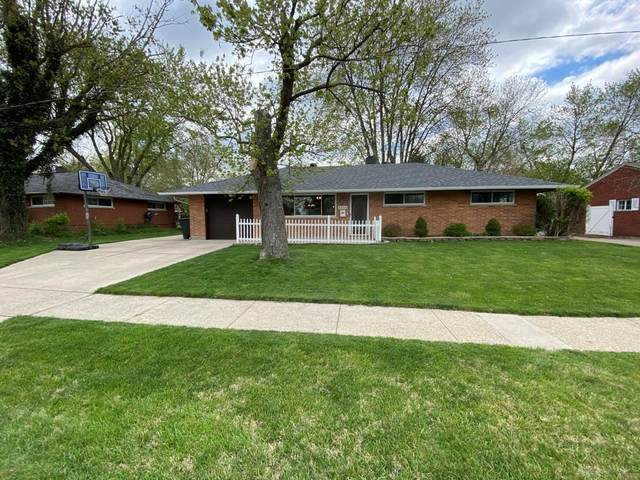 4564 Kapp Drive, Huber Heights, OH 45424 (MLS #837862) :: The Westheimer Group