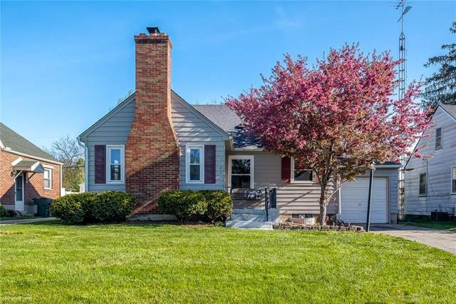 1127 Patterson Road, Dayton, OH 45420 (MLS #837864) :: The Westheimer Group