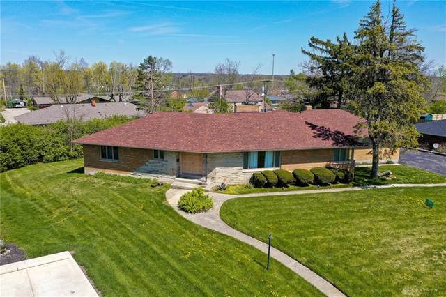 161 Greenhill Road, Dayton, OH 45405 (MLS #837894) :: Bella Realty Group