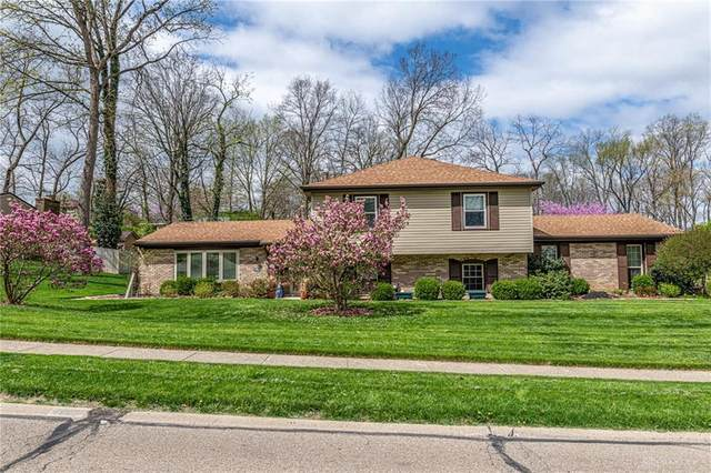 1801 Southlawn Drive, Fairborn, OH 45324 (MLS #837904) :: The Gene Group