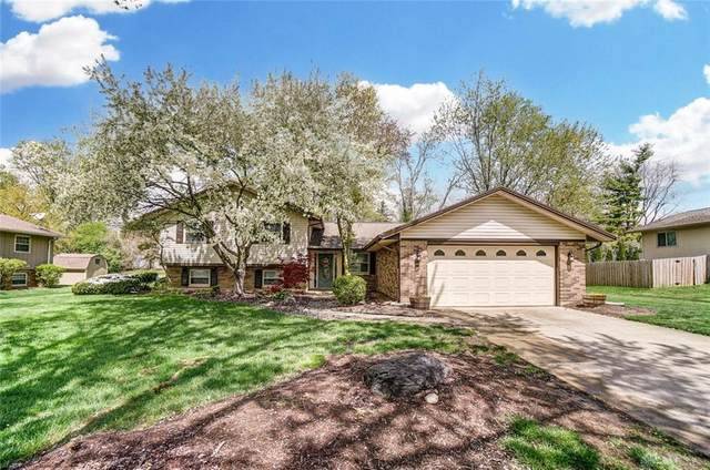 1583 Ambridge Road, Centerville, OH 45459 (MLS #837911) :: The Westheimer Group