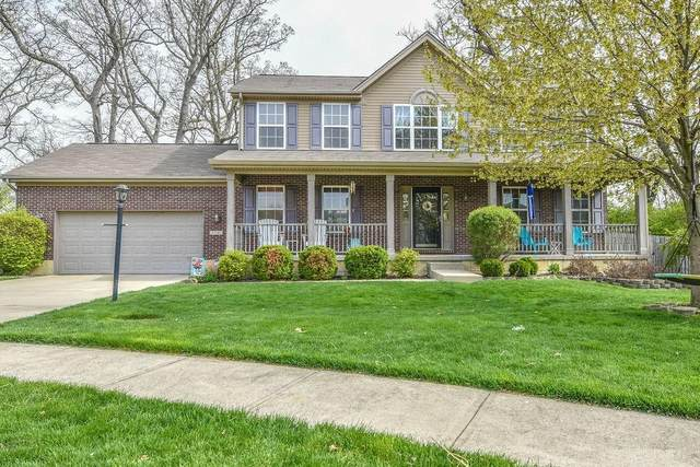 5741 Oak Creek Trail, Huber Heights, OH 45424 (MLS #837916) :: The Gene Group