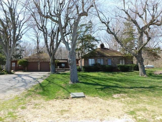 4390 N Rangeline Road, Covington, OH 45318 (MLS #837920) :: The Gene Group
