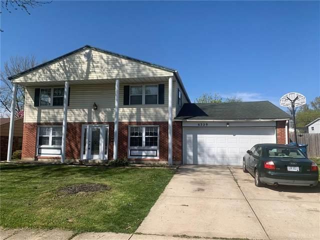 6329 Longford Road, Huber Heights, OH 45424 (MLS #837943) :: The Gene Group