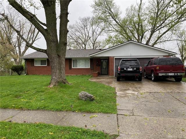 5101 Weddington Drive, Trotwood, OH 45426 (MLS #837979) :: The Gene Group
