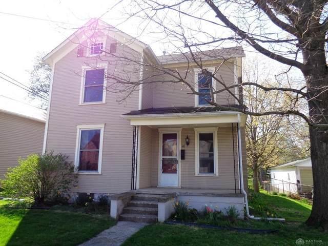 46 E Mckinley Street, Brookville, OH 45309 (#837984) :: Century 21 Thacker & Associates, Inc.