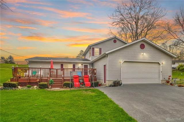 1137 S Shawnee Drive, Greenville, OH 45331 (MLS #837993) :: The Gene Group