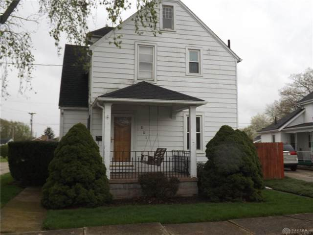 801 Vine Street, Piqua, OH 45356 (MLS #838005) :: The Westheimer Group