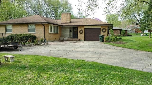 4082 Ridgetop Drive, Bellbrook, OH 45305 (MLS #838028) :: The Gene Group