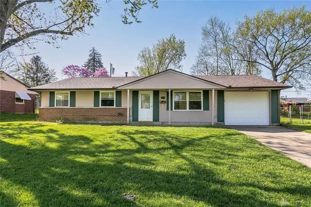 6306 Larcomb Drive, Dayton, OH 45424 (MLS #838064) :: The Gene Group