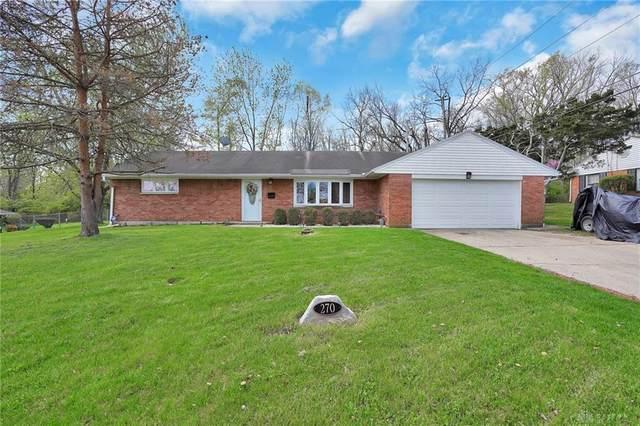270 Hornwood Drive, Dayton, OH 45405 (MLS #838090) :: The Gene Group