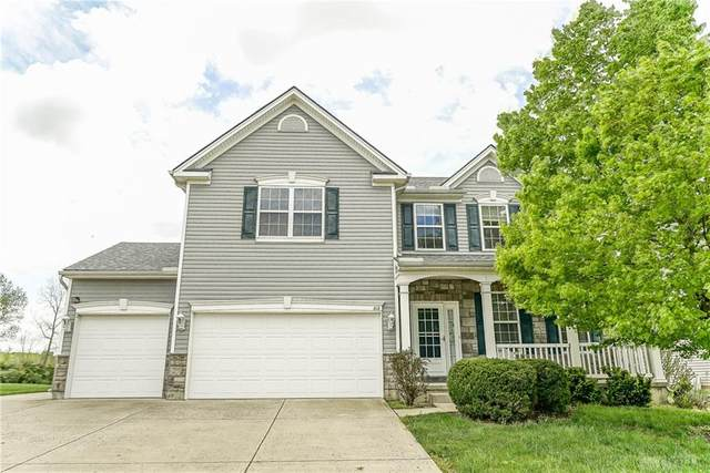 818 Chapelgate Drive, Fairborn, OH 45324 (MLS #838095) :: The Gene Group
