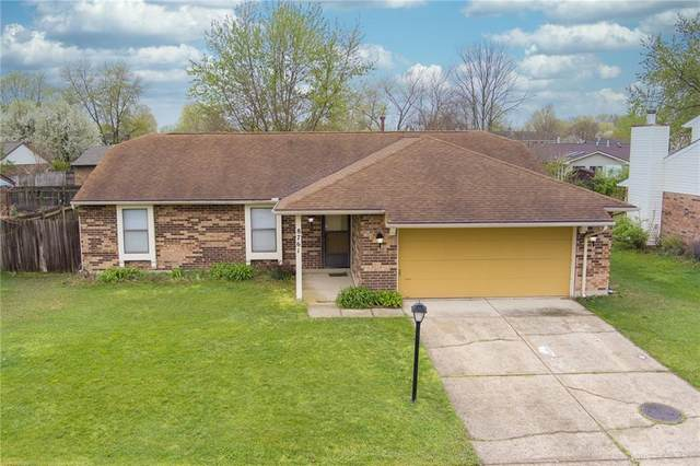 8761 Emeraldgate Drive, Huber Heights, OH 45424 (MLS #838100) :: The Gene Group