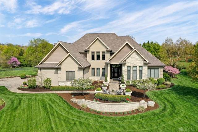 8102 Hidden Ridge Court, Clearcreek Twp, OH 45066 (MLS #838107) :: The Gene Group