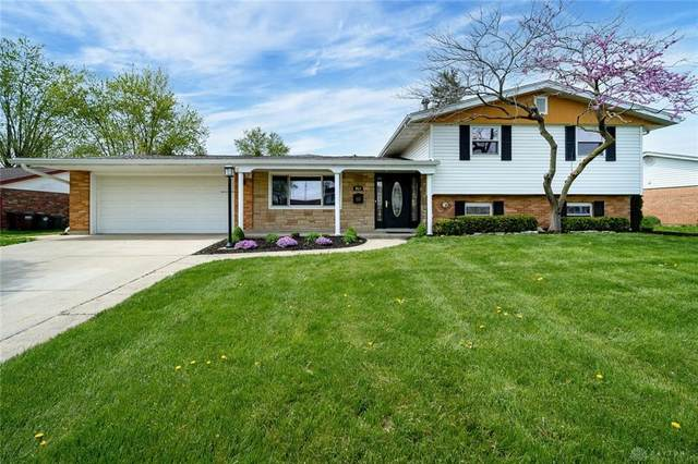 469 Warm Springs Drive, Fairborn, OH 45324 (MLS #838112) :: The Westheimer Group