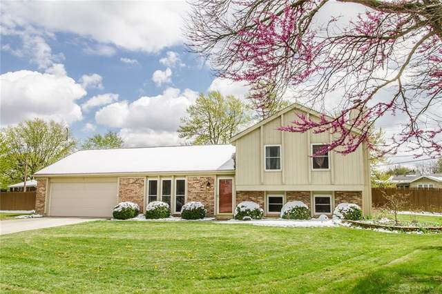 109 Wellsley Court, Greenville, OH 45331 (MLS #838120) :: The Gene Group