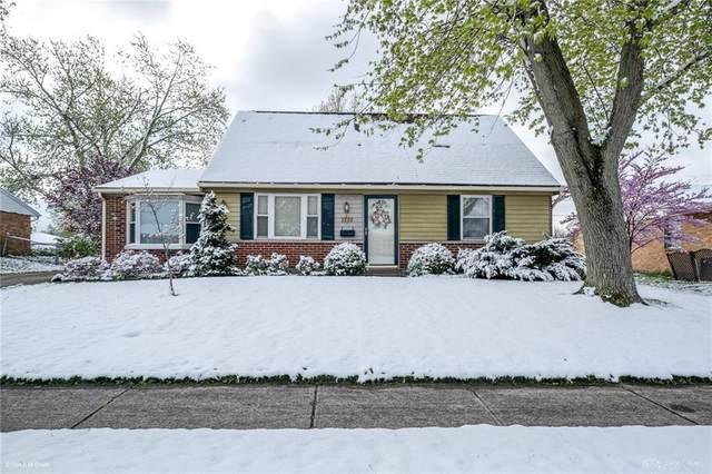 7772 Redbank Lane, Huber Heights, OH 45424 (MLS #838137) :: The Westheimer Group