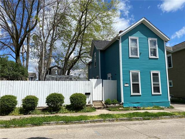 212 James Street, Dayton, OH 45410 (MLS #838172) :: The Gene Group