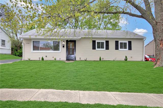 2558 E Aragon Avenue, Kettering, OH 45420 (MLS #838201) :: Bella Realty Group