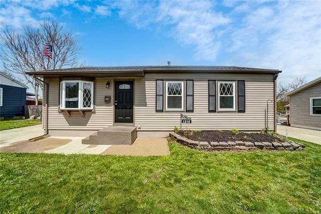 1315 Ironwood Drive, Fairborn, OH 45324 (MLS #838205) :: The Gene Group