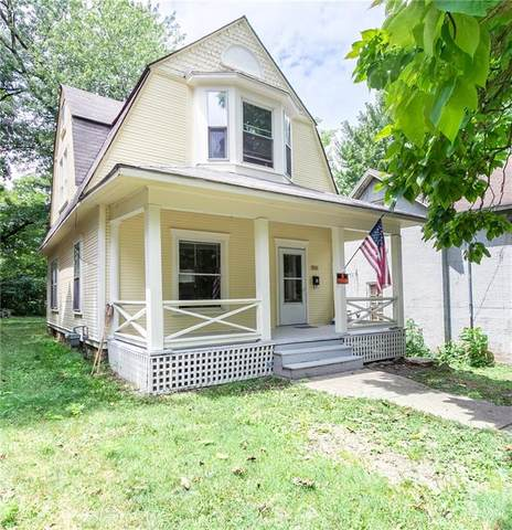 303 S Lowry Avenue, Springfield, OH 45506 (MLS #838216) :: The Gene Group
