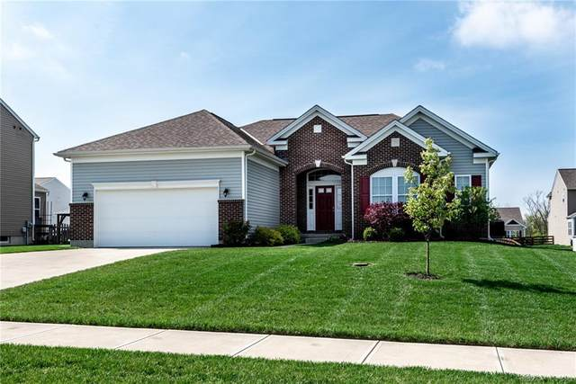 805 Hocking Meadow Circle, Monroe, OH 45050 (MLS #838234) :: The Westheimer Group