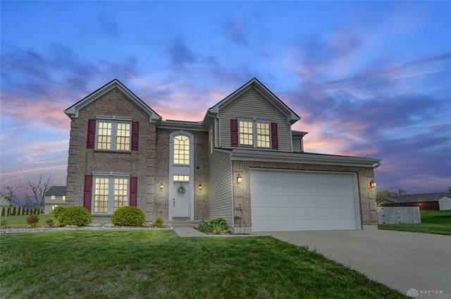 3796 Butterfield Drive, Beavercreek, OH 45431 (MLS #838261) :: The Westheimer Group