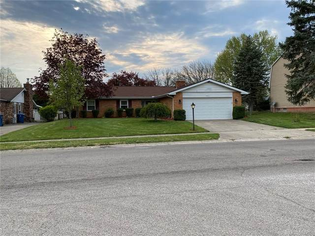 4441 Strathaven Drive, Riverside, OH 45424 (MLS #838283) :: The Gene Group