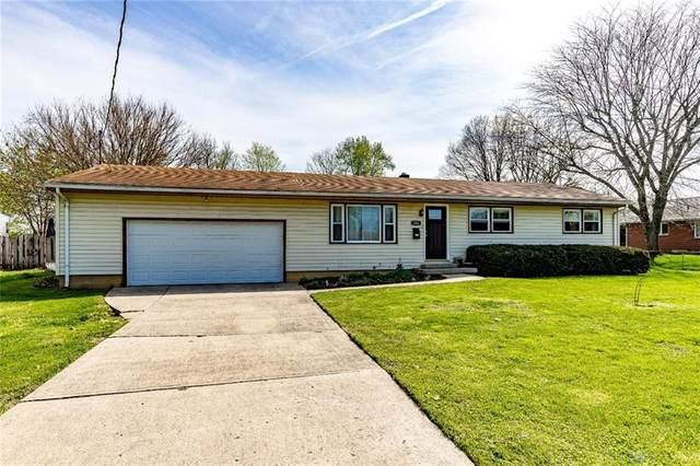 203 E Page Avenue, Trenton, OH 45067 (MLS #838294) :: The Gene Group