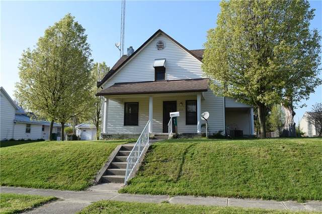 615 W Madison Street, New Carlisle, OH 45344 (MLS #838354) :: The Westheimer Group