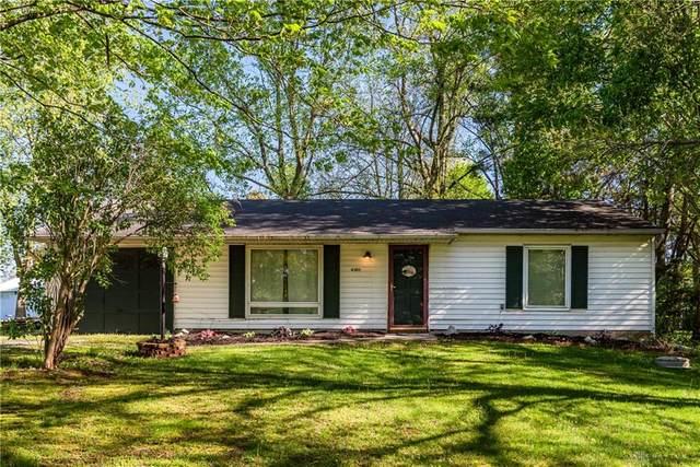 4360 Shawnee Trail, Silvercreek Twp, OH 45335 (MLS #838371) :: The Gene Group