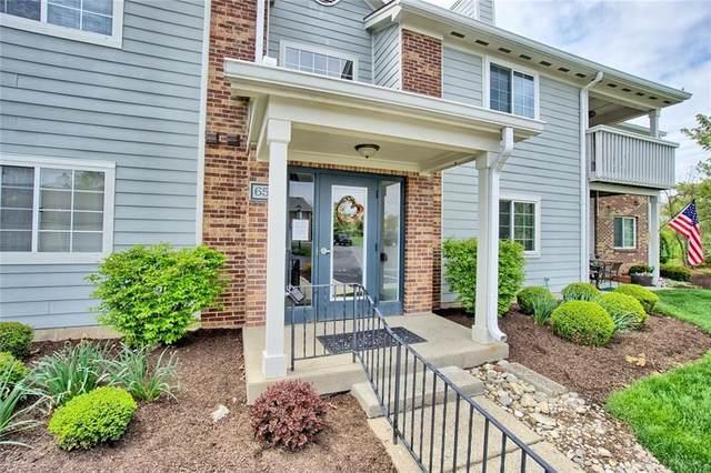 6591 Brigham Square #4, Centerville, OH 45459 (#838403) :: Century 21 Thacker & Associates, Inc.