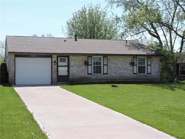 6116 Little Creek Court, Huber Heights, OH 45424 (MLS #838435) :: The Gene Group
