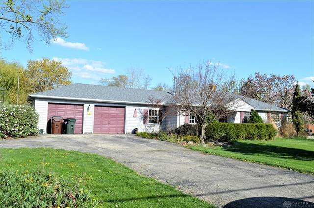 5390 N Union Road, Clayton, OH 45315 (MLS #838442) :: The Gene Group